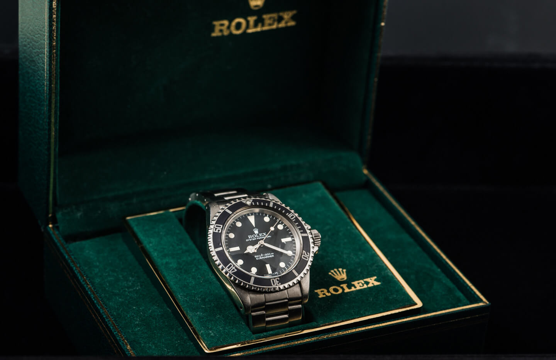 Rolex Submariner Ref. 5513 Pre Comex