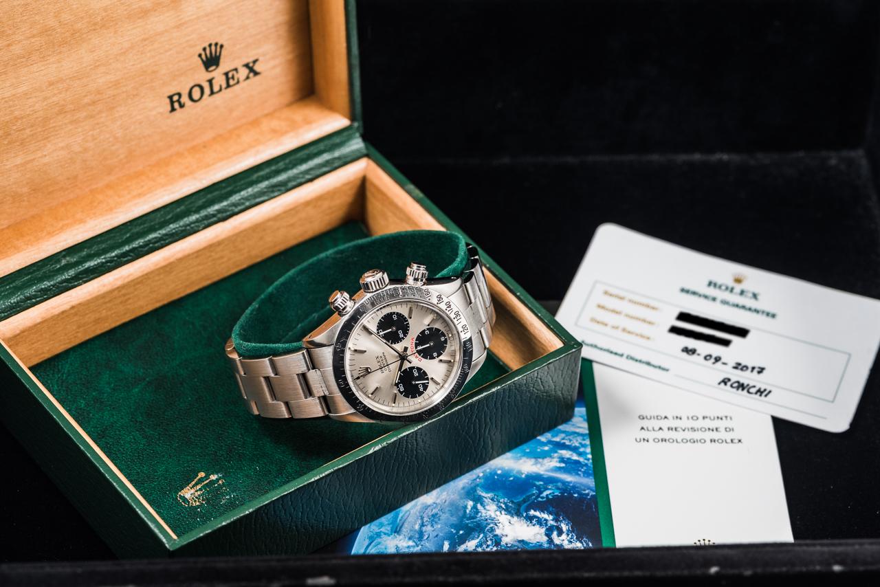 Rolex Daytona Ref. 6265