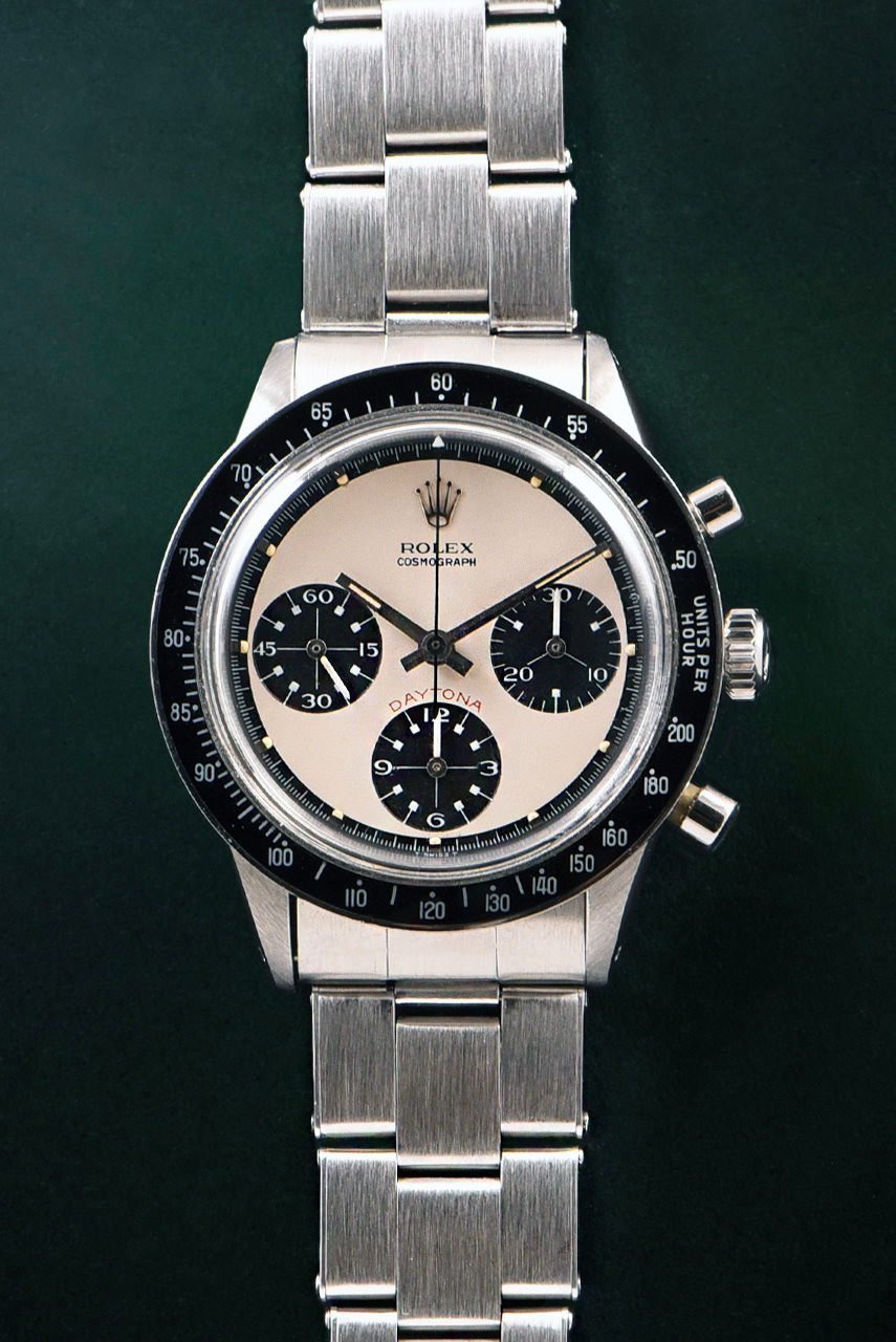 """Rolex Daytona Ref. 6264 """"Paul Newman Panda"""""""