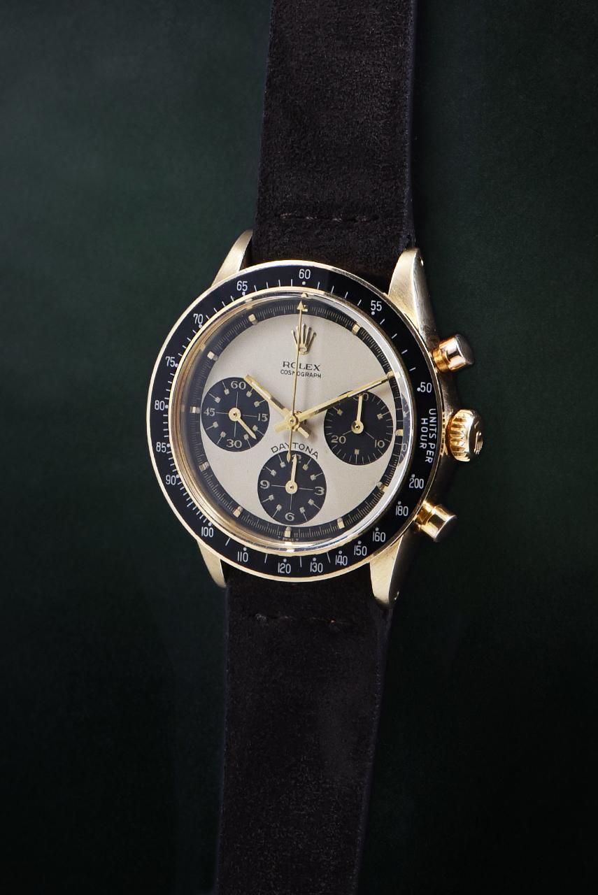 "Rolex Daytona Ref. 6241 ""Paul Newman"""