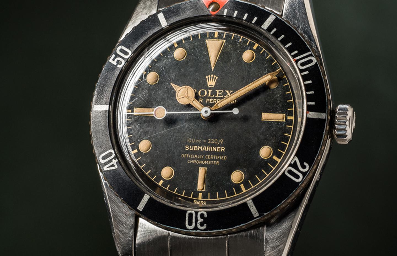 Rolex Submariner Ref. 6536