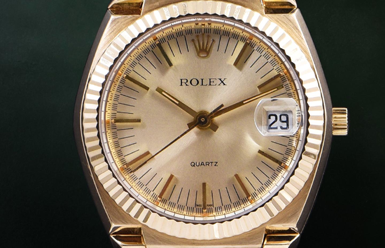 Rolex Texano Ref. 5100