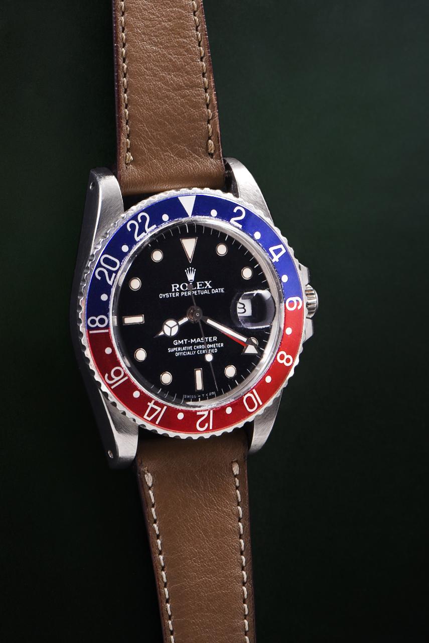 Rolex GMT Master Ref. 16750