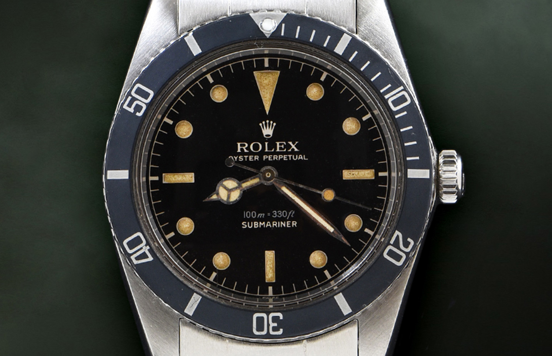 Rolex Submariner James Bond Ref. 5508