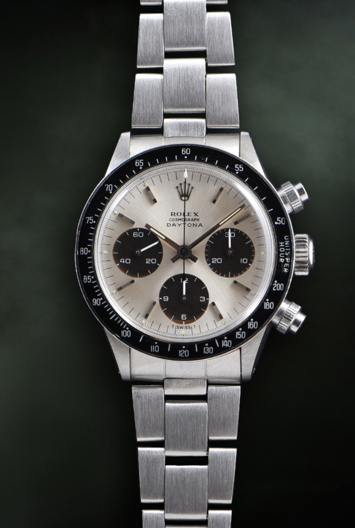 Rolex Daytona Compax Brown Ref. 6240