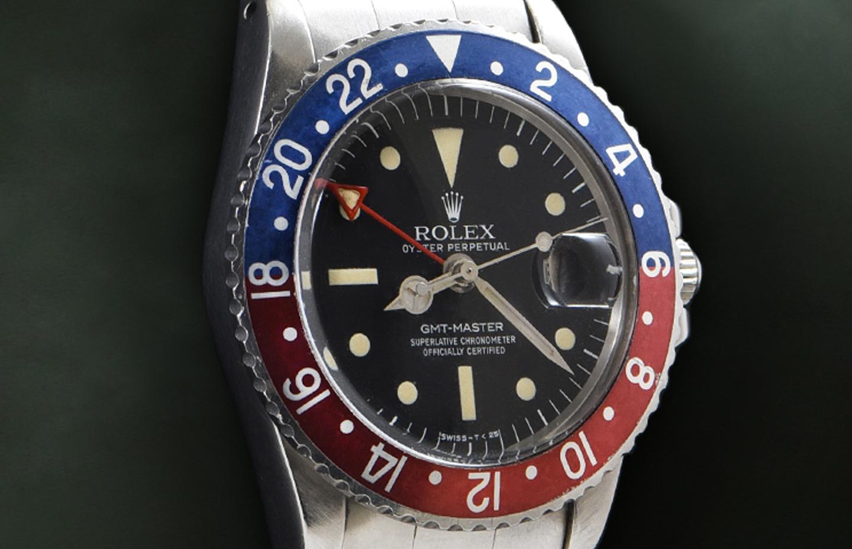 Rolex GMT Master Radiale Ref. 1675