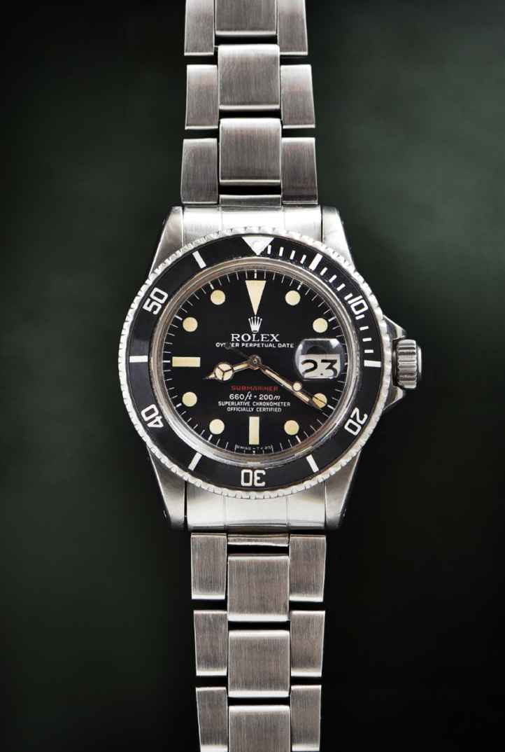 Rolex Submariner Scritta Rossa Mark IV Ref. 1680