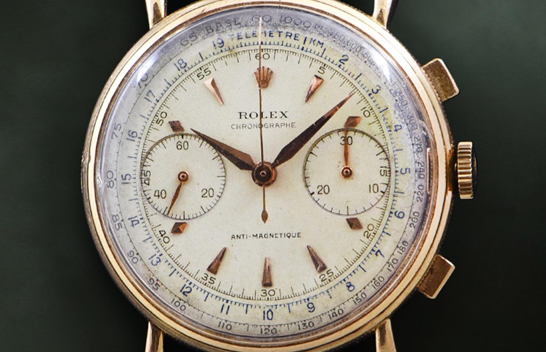 Rolex Chronograph Ref. 4062R