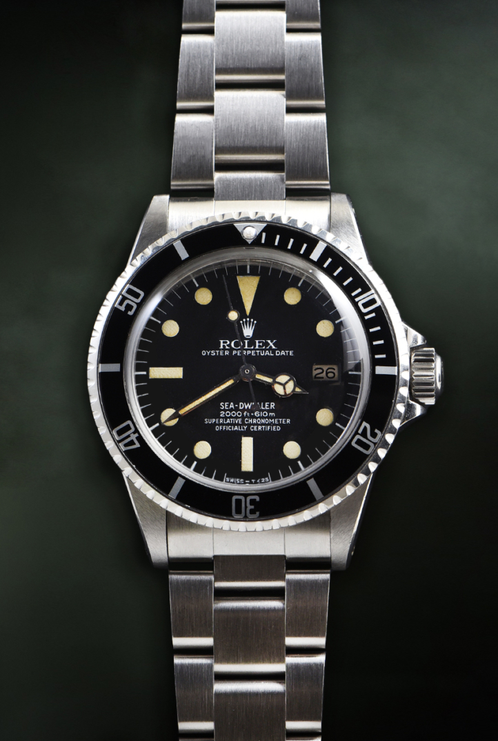 Rolex Sea-Dweller Mark I Ref. 1665
