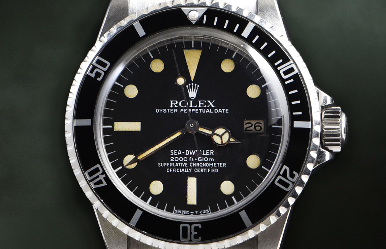 Rolex Sea-Dweller Mark I Ref. 1665