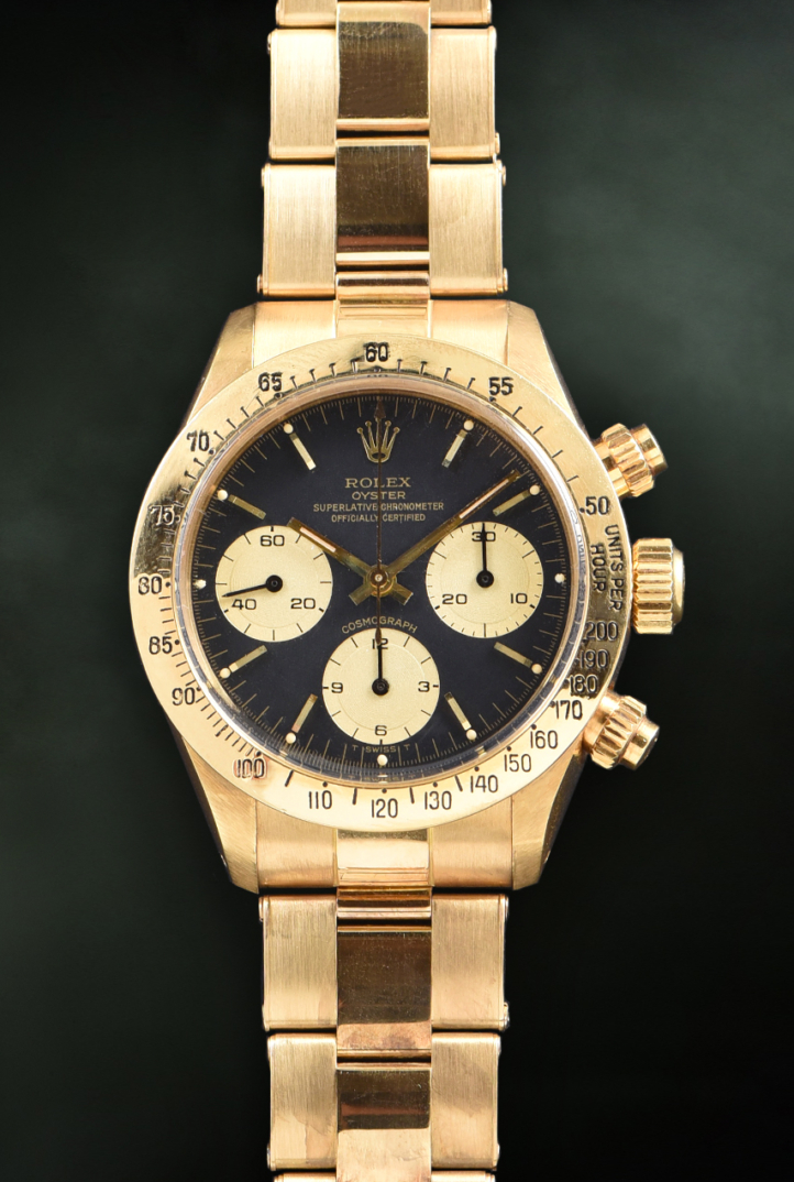 Rolex Daytona Oro giallo Ref. 6265