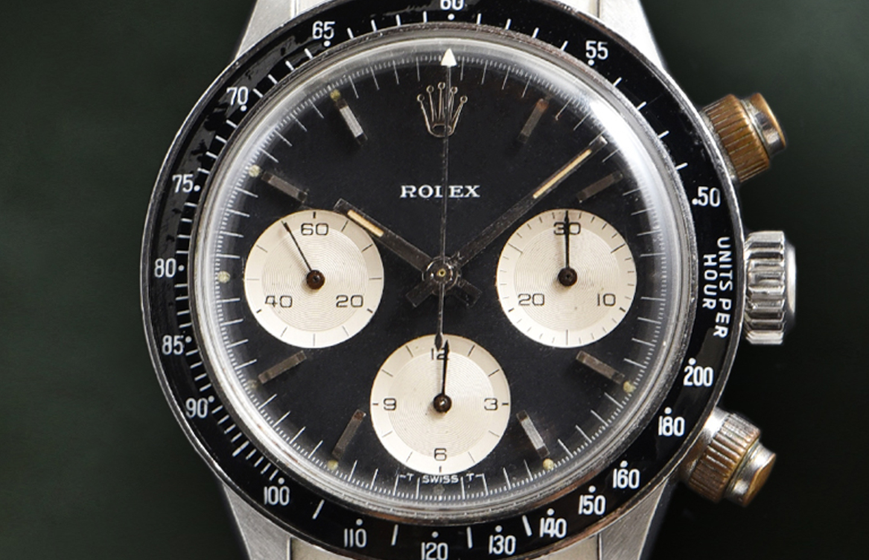 "Rolex Daytona ""Solo Rolex"" Ref. 6240"