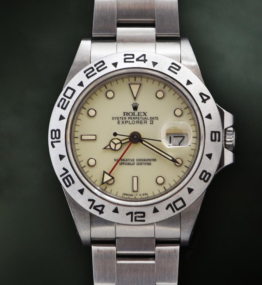 Rolex Explorer Cream Dial Ref. 16550