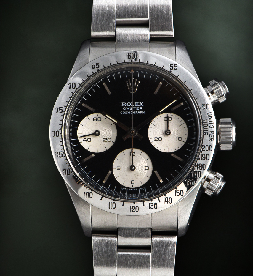 Rolex Daytona Sigma Dial Ref. 6265