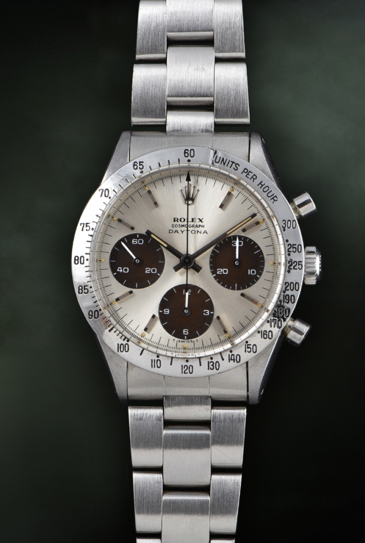 Rolex Daytona Brown Ref. 6239