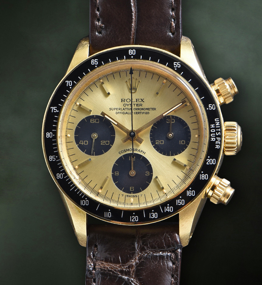 Rolex Daytona Oro giallo Ref. 6263