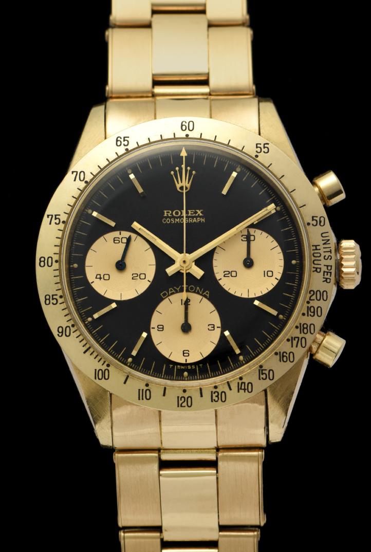 Rolex Daytona Oro giallo Ref. 6239