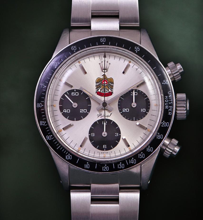 Rolex Daytona UAE Eagle Ref. 6263