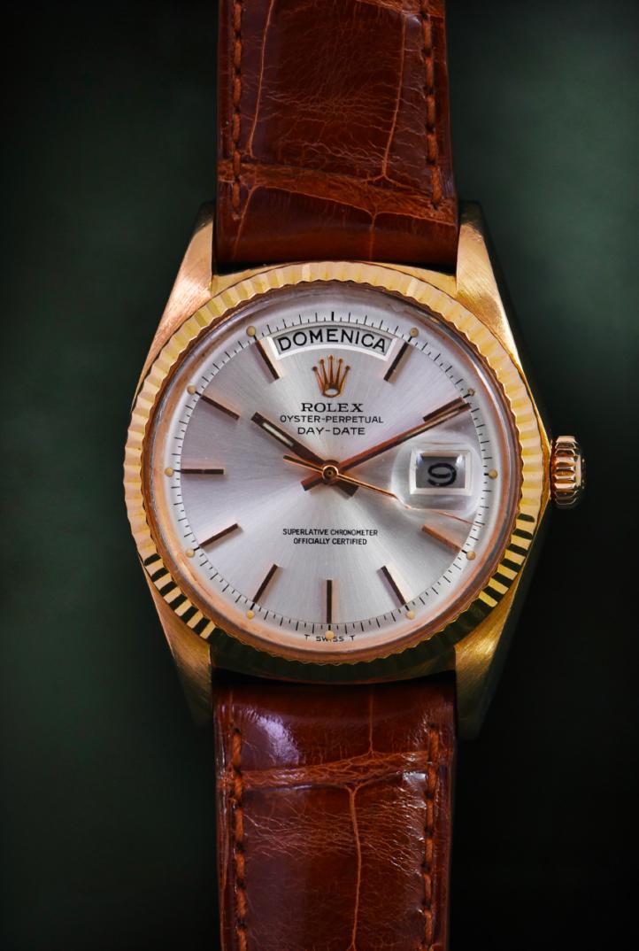 Rolex Day Date Oro Rosa Ref. 1803