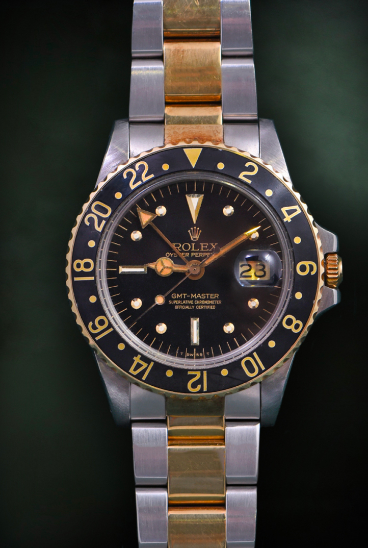 Rolex GMT Master Nipple dial Ref. 1675