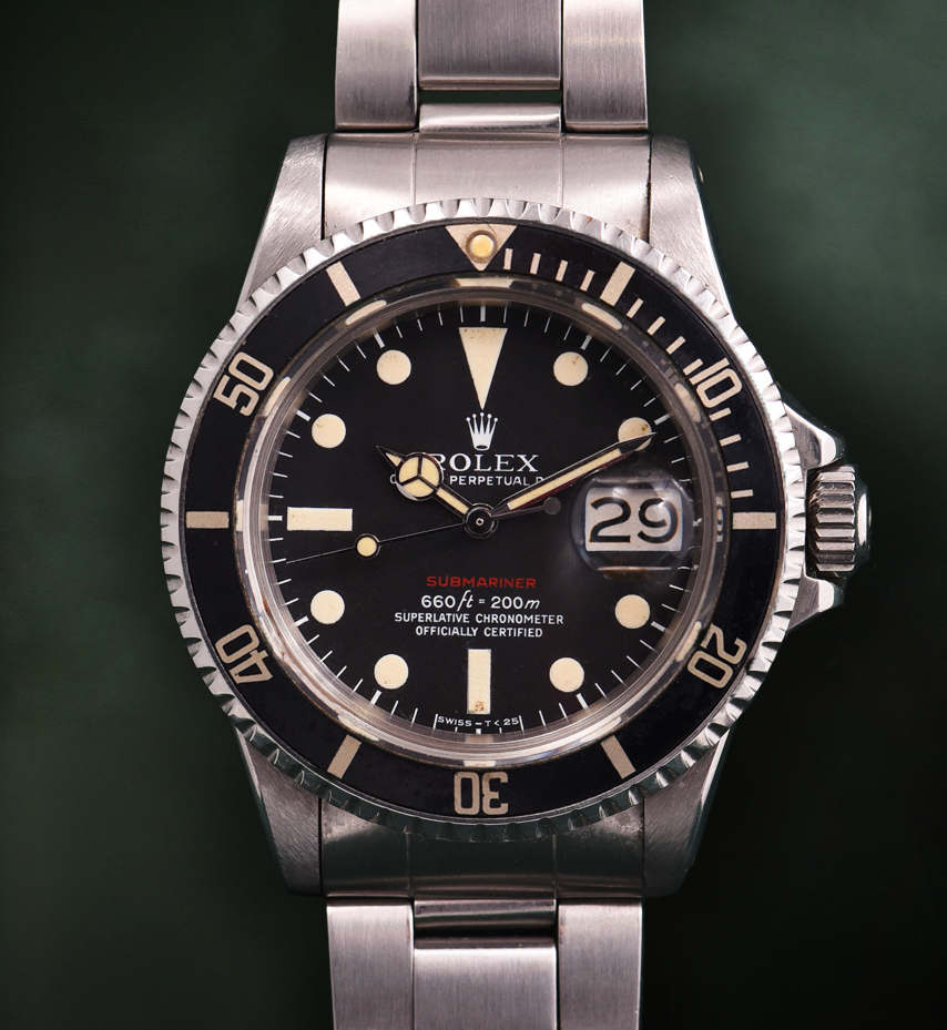 Rolex Submariner Red Ref. 1680