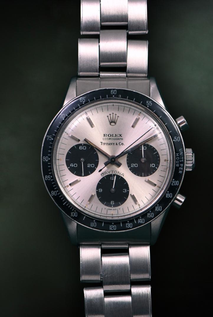 Rolex Daytona Tiffany Ref. 6241