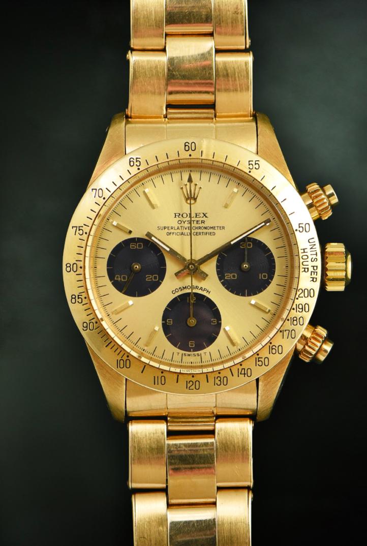 Rolex Daytona Cosmograph Oro giallo Ref. 6265